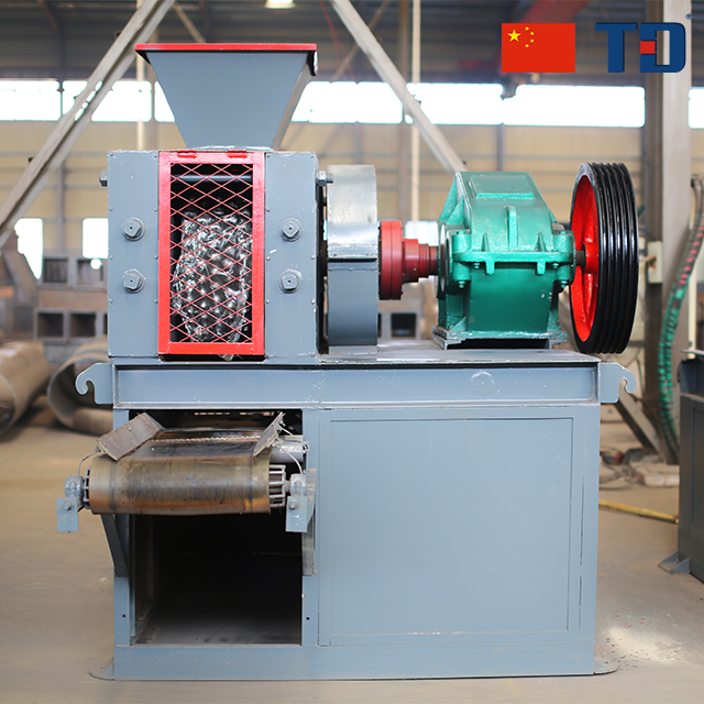 Ball Press Briquette Machine